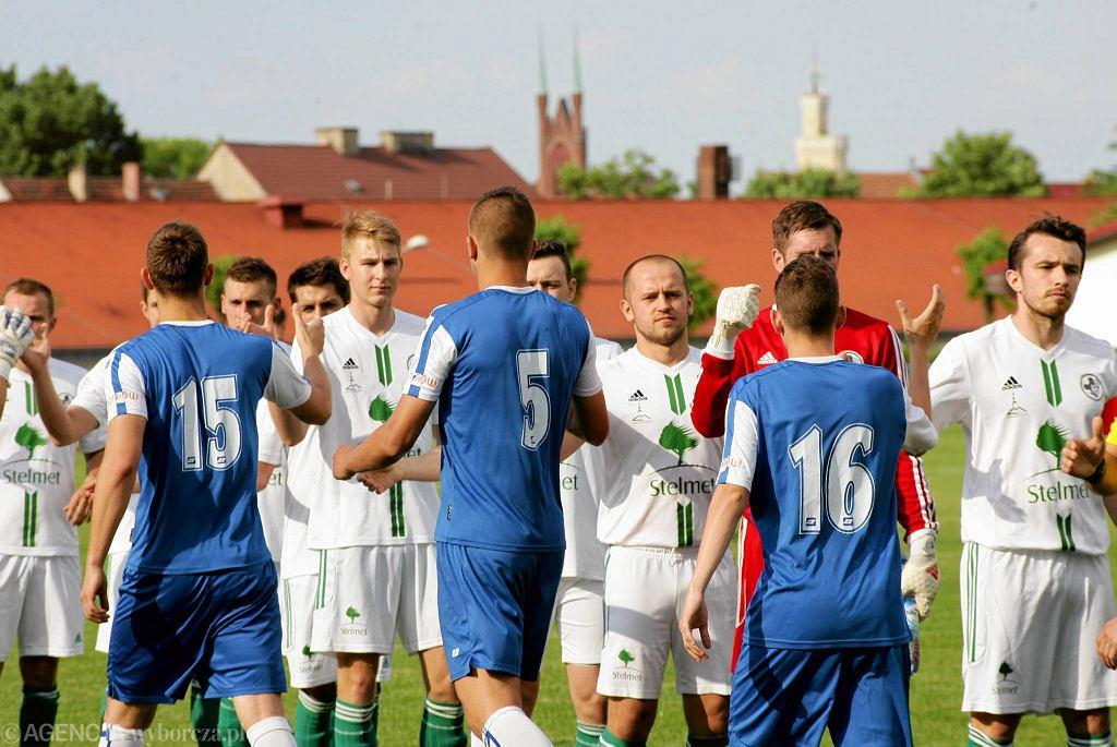 Finał lubuskiego Pucharu Polski 2016 w Świebodzinie: Stilon Gorzów - Falubaz Zielona Góra 3:1 (1:1)