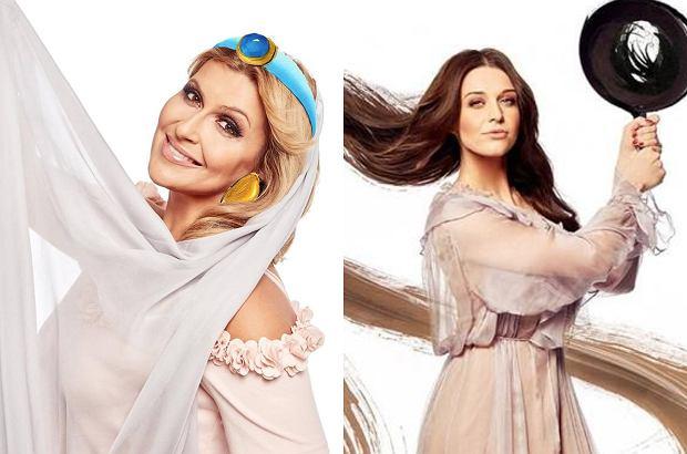 """Magazyn """"VIVA!"""" przygotował sesję z aktorkami wystylizowanymi na disneyowskie księżniczki. Niestety, efekt finalny pozostawia wiele do życzenia. Zresztą zobaczcie sami."""