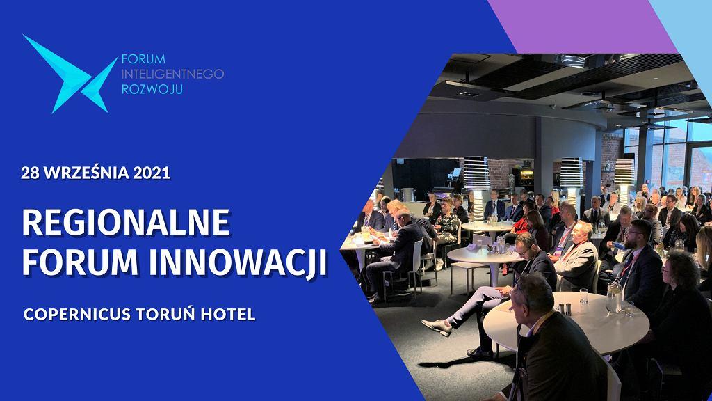 Regionalne Forum Innowacji 2021