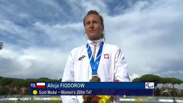 Alicja Fiodorow, RSSiRON Start Radom