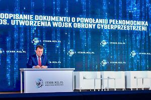 Ministerstwo Obrony Narodowej tworzy Wojska Obrony Cyberprzestrzeni