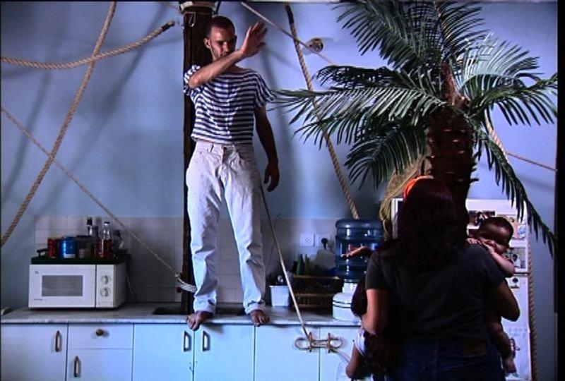 Moby Dick / Guy Ben-Ner, kadry z filmu