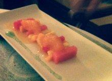 Owoce z musem z marakui - ugotuj