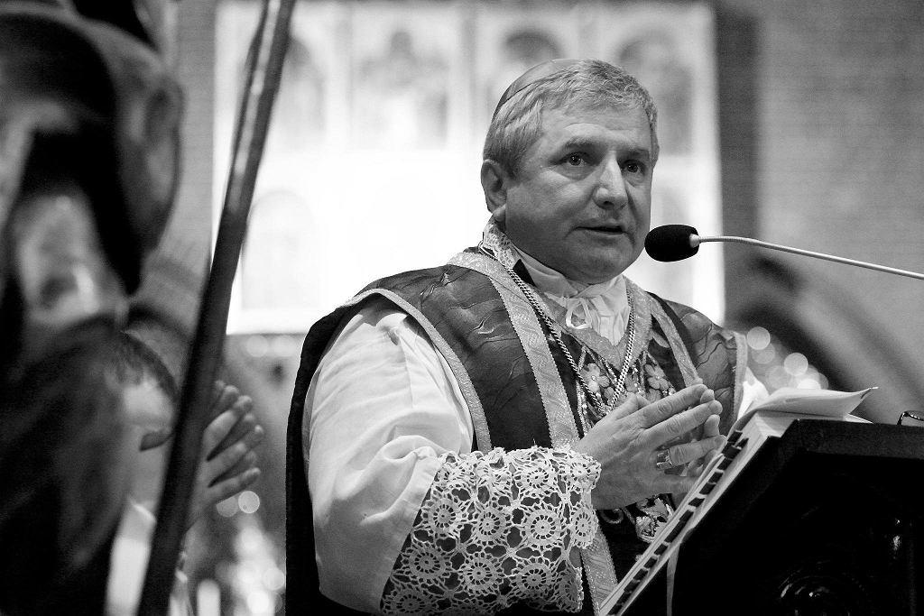 Biskup Edward Janiak nie żyje. Zmarł w czwartek 23 września