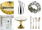 Trendy: złote i srebrne przedmioty