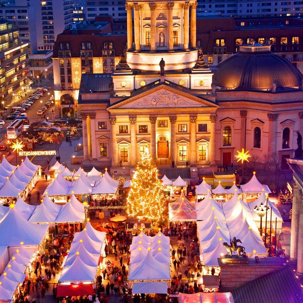 Jarmark świąteczny w Berlinie