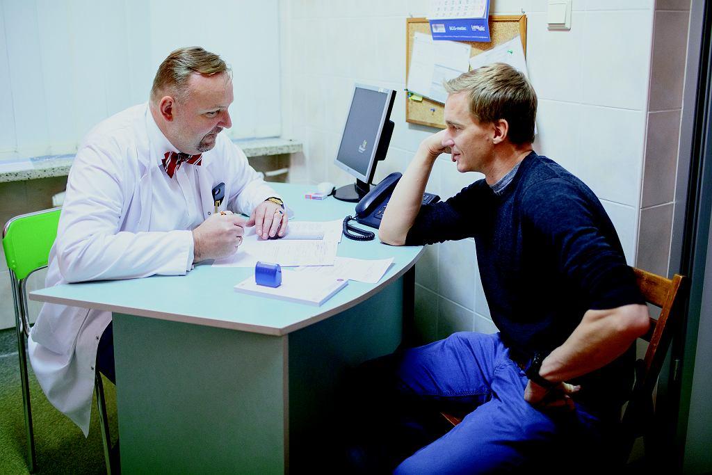 Mój pierwszy raz: badanie prostaty