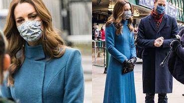 Księżna Kate w spódnicy ze znanej sieciówki