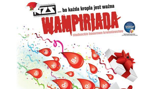 Wampiriada startuje już 2 grudnia we Wrocławiu!