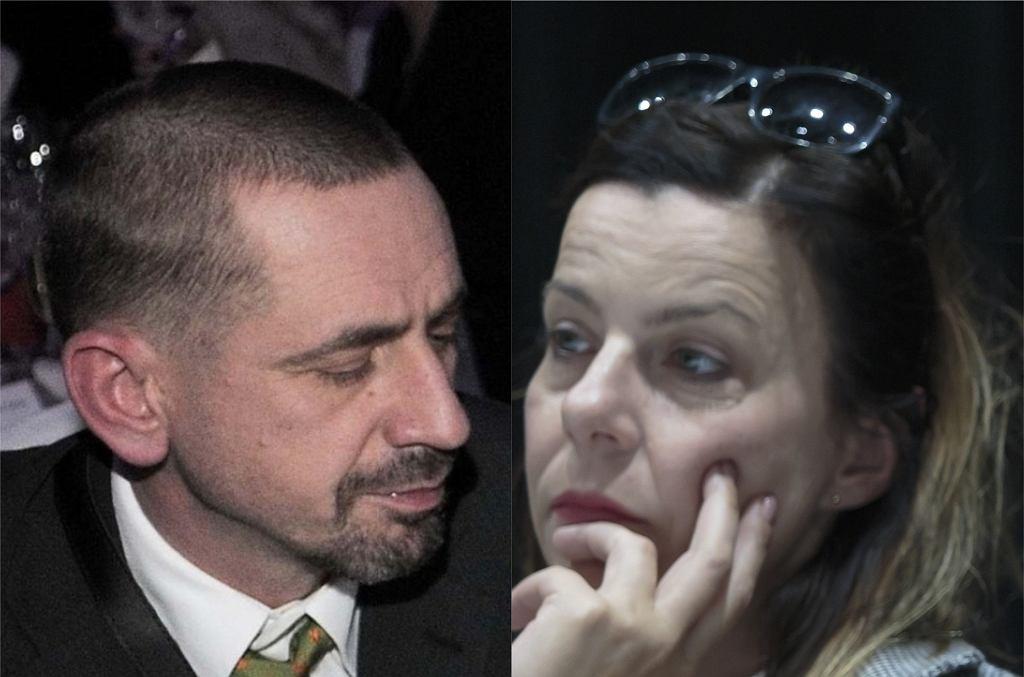 Agata Kulesza i Marcin Figurski rozwodzą się