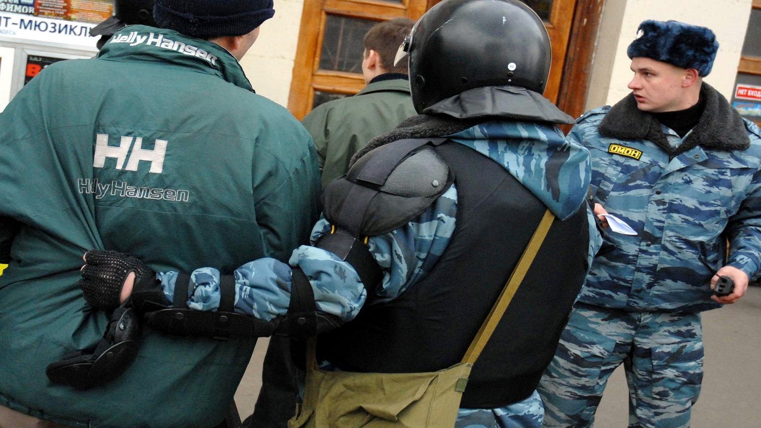 Rosyjska milicja