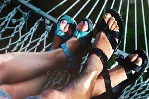 Sandały znanych, outdoorowych marek - lekkie i mega wygodne!