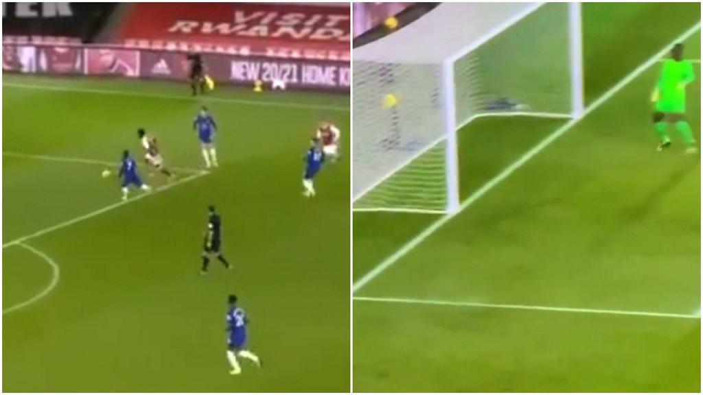 Arsenal pokonał Chelsea w derbach Londynu. Piękny gol Bakayo Saki