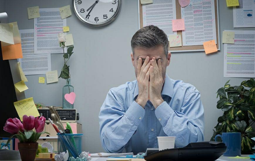 Stres to nie tylko rozkojarzenie i spocone dłonie, to także wiele chorób psychosomatycznych powoli wyniszczających organizm