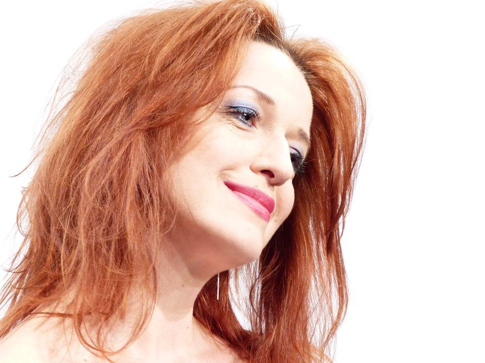 Barbara Lubos, aktorka katowickich teatrów