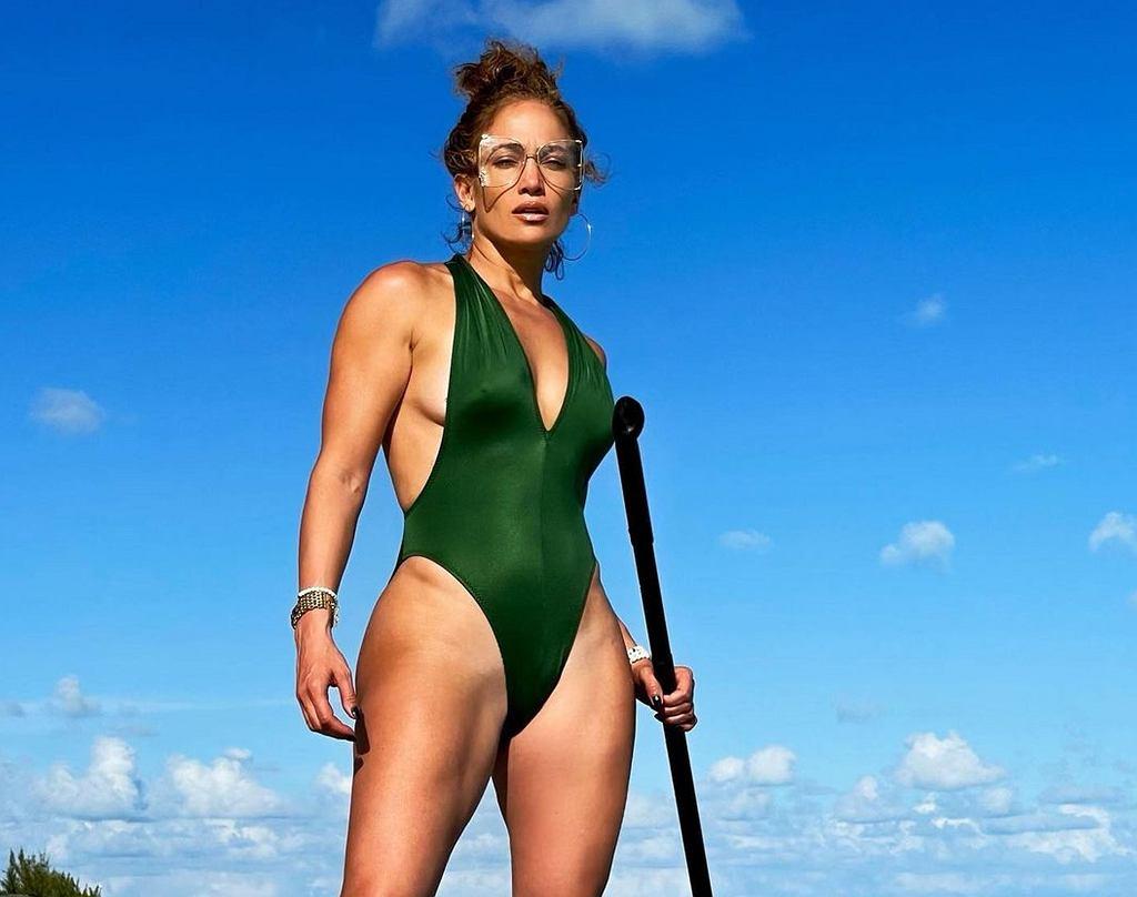 Jennifer Lopez - dieta i treningi