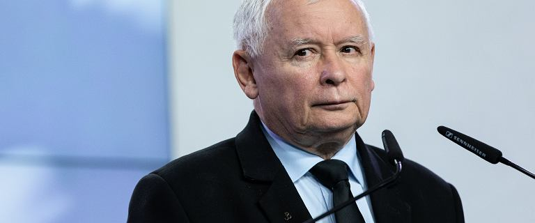 Jarosław Kaczyński zawiesił Girzyńskiego po doniesieniach o szczepieniu