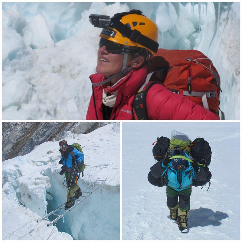 Droga na Everest