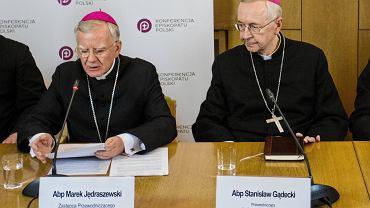 Abp Marek Jędraszewski, abp Stanisław Gądecki