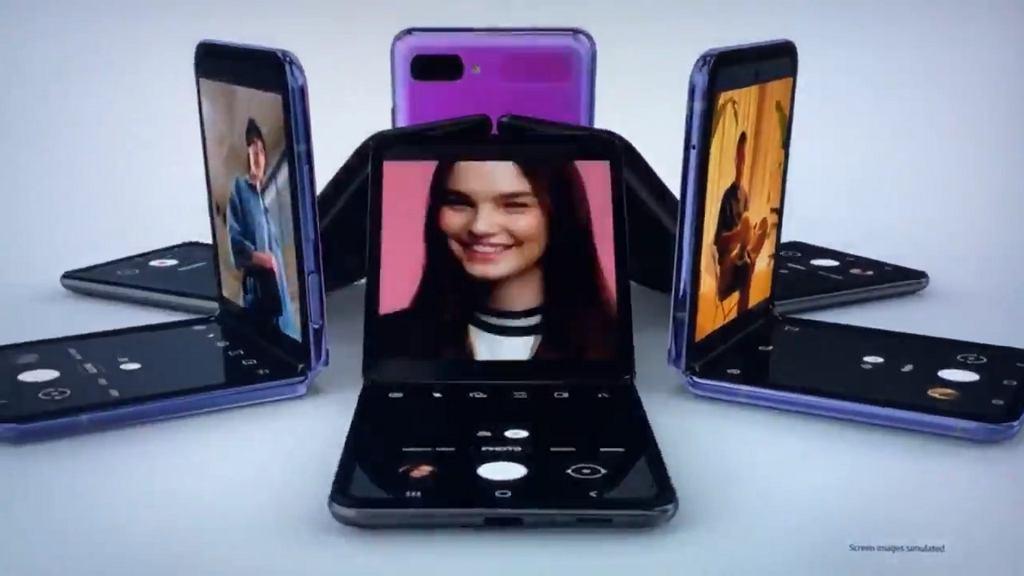 Reklama Samsunga Galaxy Z Flip oficjalnie pokazana