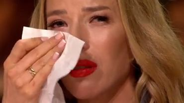 Ewa Chodakowska w 'Dance dance dance' płacze i 'rozsypuje się na kawałki'