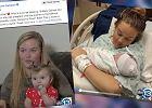 Dwudziestodwulatka nie wiedziała, że jest w ciąży. Urodziła w wannie