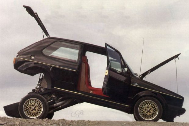 Sbarro Golf Turbo