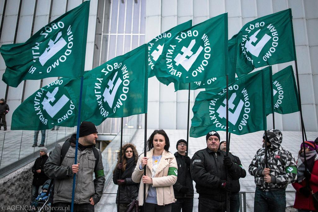 Obóz Narodowo-Radykalny w Lublinie