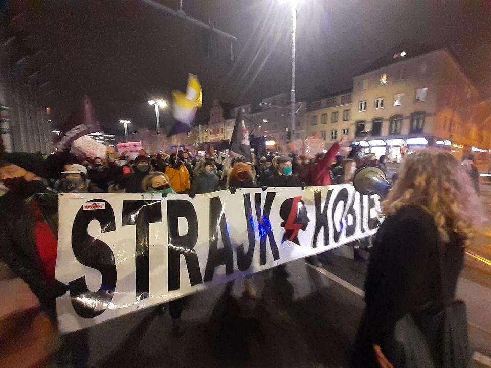Strajk Kobiet Wrocław