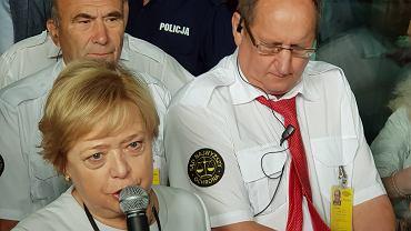 Prof. Małgorzata Gersdorf, I prezes Sądu Najwyższego.