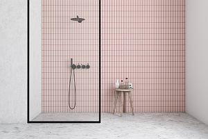 Jak położyć płytki pod prysznicem bez brodzika? Oto modne rozwiązania
