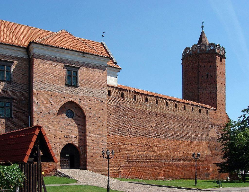 Zamek w Łęczycy / Wikimedia CC BY-SA 3.0