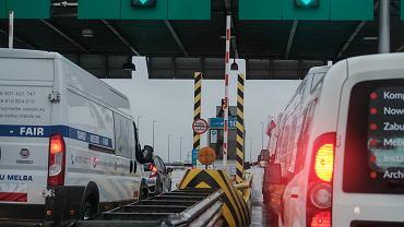 Od 15 lutego obowiązują nowe, wyższe stawki na autostradzie A2