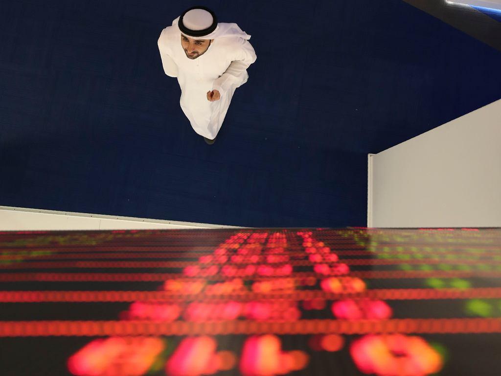 Giełda w Dubaju
