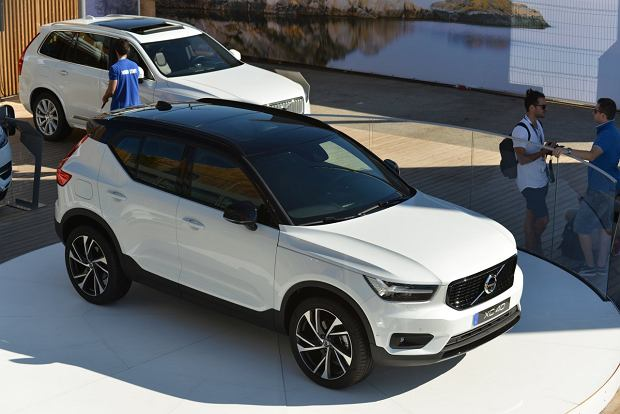 Volvo XC40 - pierwszy kontakt z potencjalnym bestsellerem