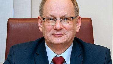 Wójt gminy Nadarzyn Dariusz Zwoliński