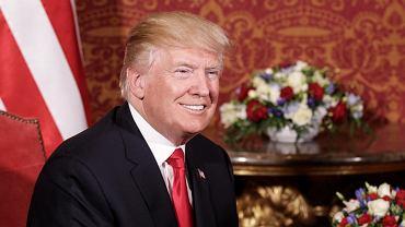 Trump w Warszawie, lipiec 2017