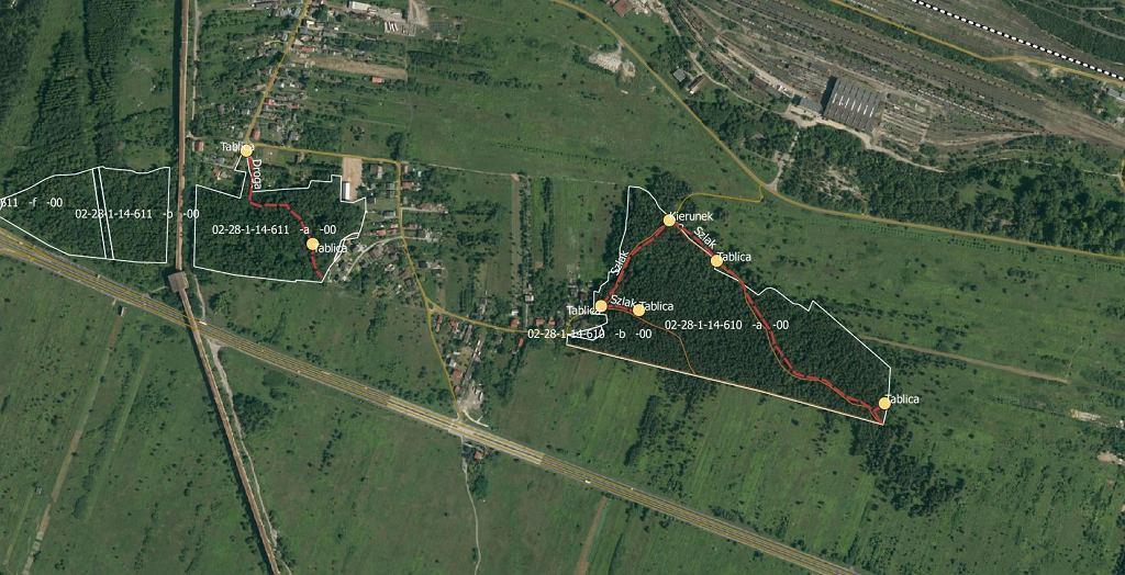 'Ślad' Szlaku Kruszcowego w Dąbrowie Górniczej