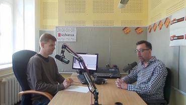 Remigiusz Jaskot i Wojciech Borakiewicz