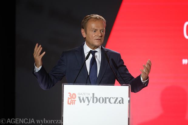 2Gala 30 - lecia  Gazety Wyborczej  w Warszawie
