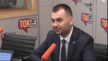 Błażej Spychalski w TOK FM