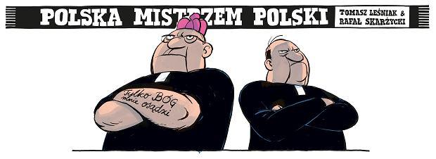 Zdjęcie numer 14 w galerii - Polska mistrzem Polski