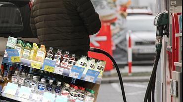 Ze stacji paliw zniknie alkohol?
