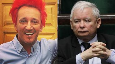 Michał Wiśniewski, Jarosław Kaczyński