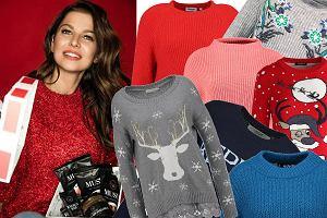 e178ff4ff0d997 Kolorowy sweter 'Lewej' znajdziesz w sieciówce, ale mamy coś jeszcze.  Ogromny wybór modeli z wyprzedaży!