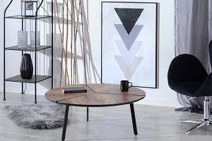 Jak wybrać stolik kawowy? Modele do każdego wnętrza