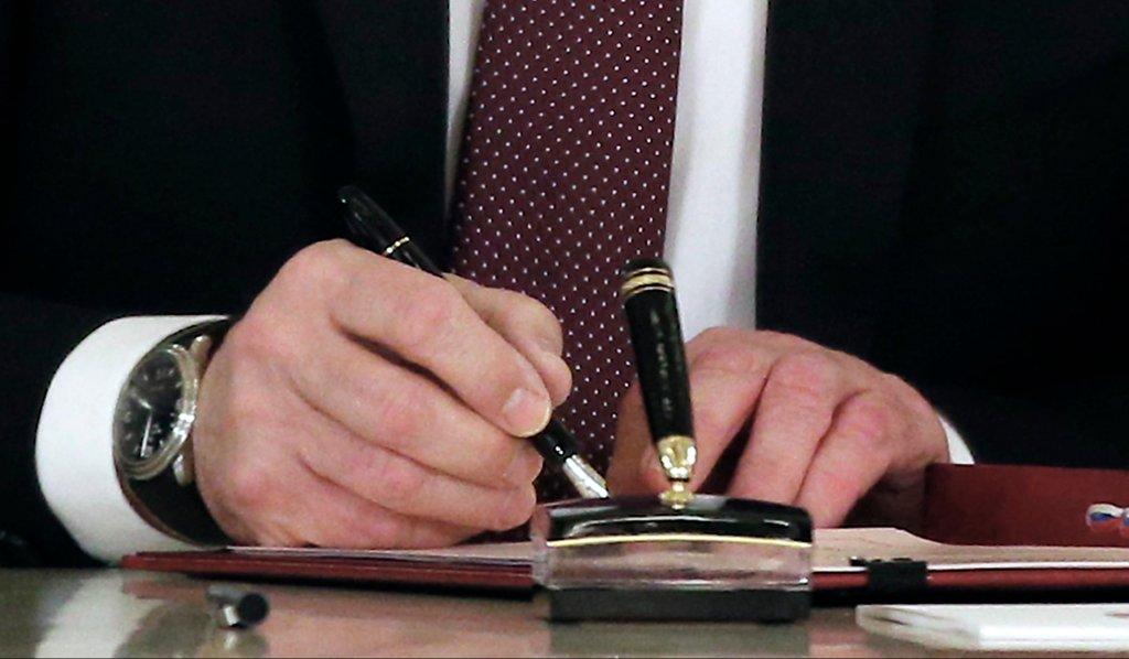 Ten jeden podpis Władimira Putina zdecydował o przyłączeniu Krymu do Rosji