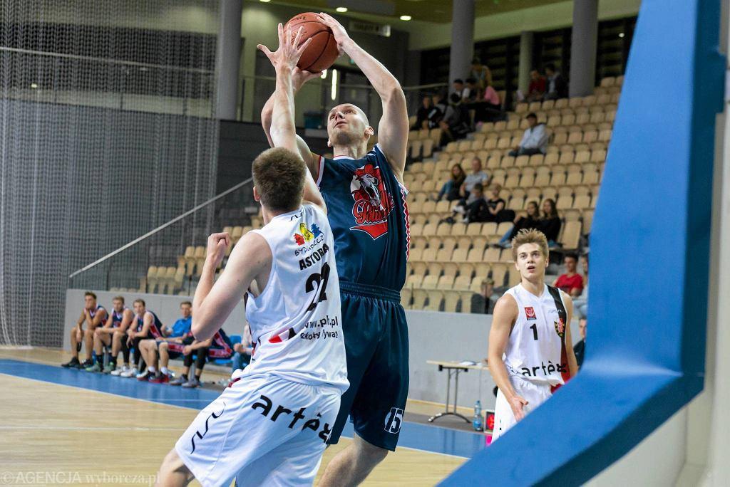 Sparing koszykarzy Astorii z Politechniką Gdańsk