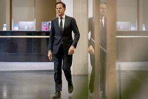 Premier Holandii nie odwiedził matki umierającej w domu opieki. Zastosował się do rozporządzenia własnego rządu