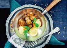 Karp w sosie piwno-piernikowym - ugotuj